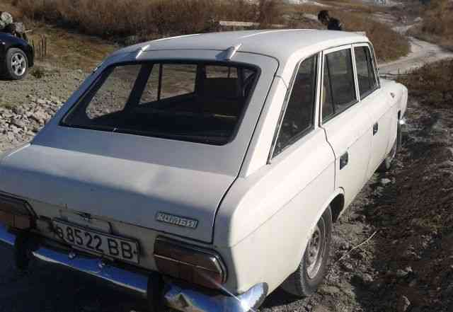 Moskvich 412, 1986