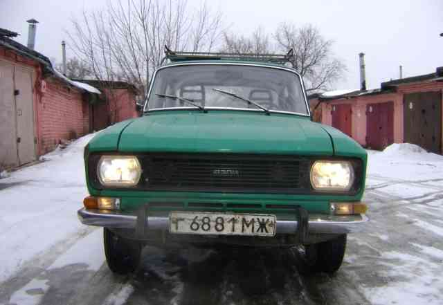 Moskvich 2140, 1983