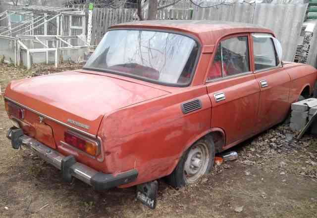 Moskvich 2140, 1987