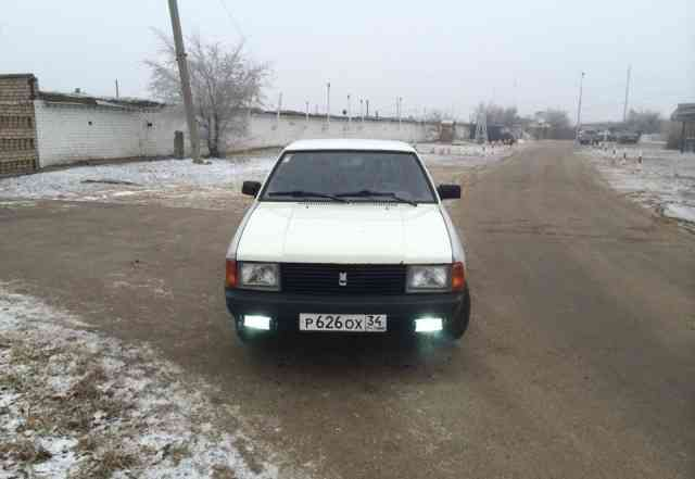 Moskvich 2141, 2015