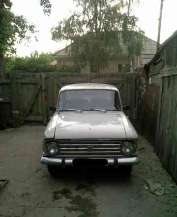 Moskvich 412, 1969