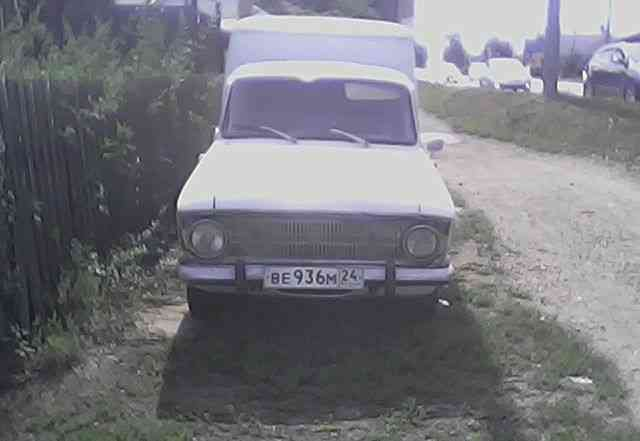 ИЖ 2715, 1986