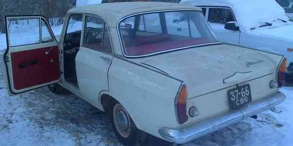 Moskvich 408, 1969