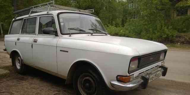 Moskvich 2137, 1979