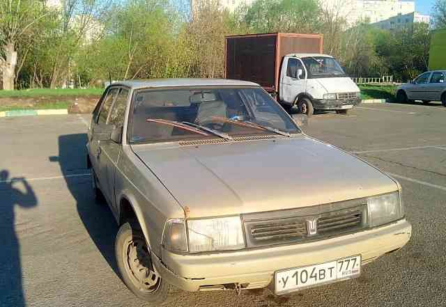 Moskvich 2141, 1989