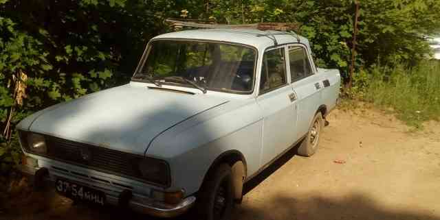 Moskvich 2140, 1979