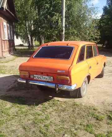 ИЖ 2125, 1983