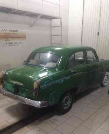 Moskvich 403, 1963
