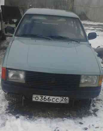 Moskvich 2141, 1993
