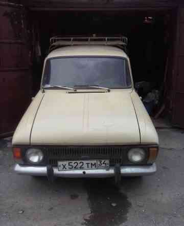 Moskvich 412, 1991