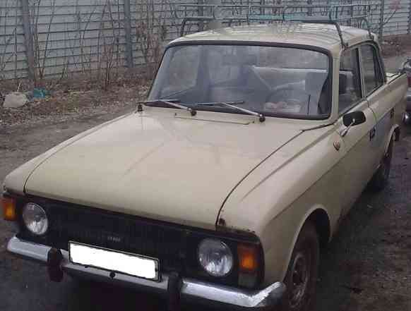 Moskvich 412, 1987